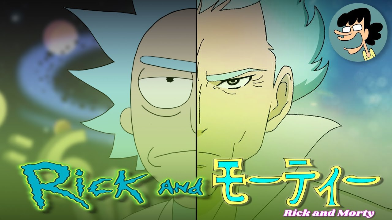 This Fanmade Rick And Morty Anime Opening Is Absolutely Perfect