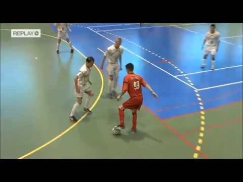 Street Futsal Sean Garnier, Sofiane Bencok , Leamssi Street Legends Of Profutsal
