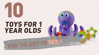Toys For 1 Year Olds, Uk Top 10 Collection // New & Popular 2017