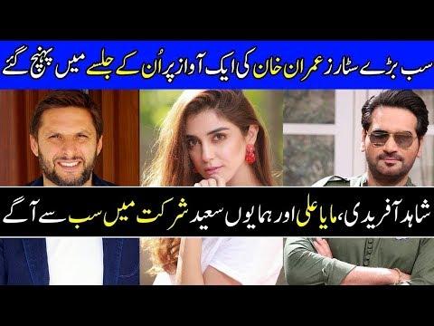 Shahid Afridi And