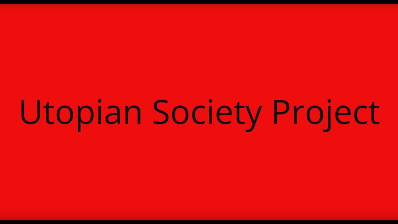 is utopian society ethical not The society sponsors an annual scholarly meeting and publishes the journal utopian studies and a newsletter, utopus discovered, which contains information about upcoming conferences and workshops, and details on publications in the field the society maintains a listserv, h-utopia, which is a moderated discussion for scholarly exchange.