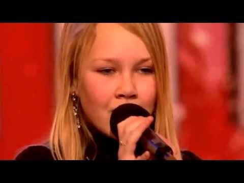 Norske Talenter - Emilie (11) - The Voice Within Full Audition