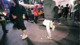 20121006 제2회 명동 댄스 나이트 셔플댄스