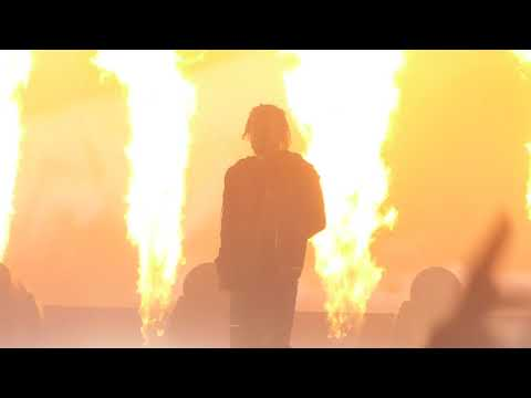 Kendrick Lamar DNA Live At Main  Stage Electric Picnic 2018