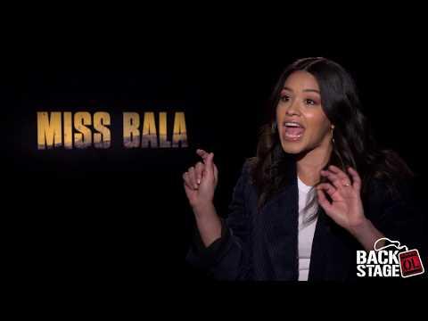 MISS BALA Is the Best Cartel Movie Since SICARIO | Gina Rodriguez & Ismael Cruz Cordova Interview