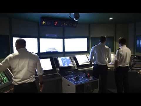 Bridge and Engine Room Simulators - Warsash Superyacht Academy