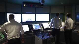 Bridge and Engine Room Simulators - Warsash Superyacht Academy