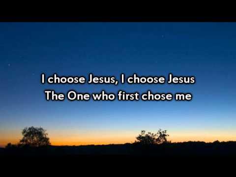 Moriah Peters - I Choose Jesus - Instrumental with lyrics