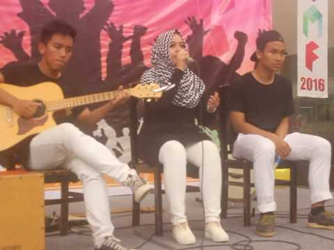 justin bieber love yourself cover by thifah & al ft. ranggi Mp3
