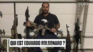 Qui est Eduardo Bolsonaro, probable prochain ambassadeur du Brésil aux Etats-Unis ?
