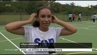 UNSS Martinique_FranceTV