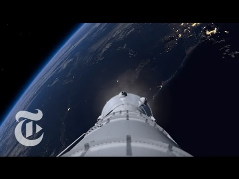 A Ripple in Space-Time | Out There | The New York Times