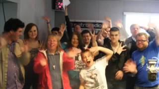 The Flashing Blades (Metro Radio Night Owls)