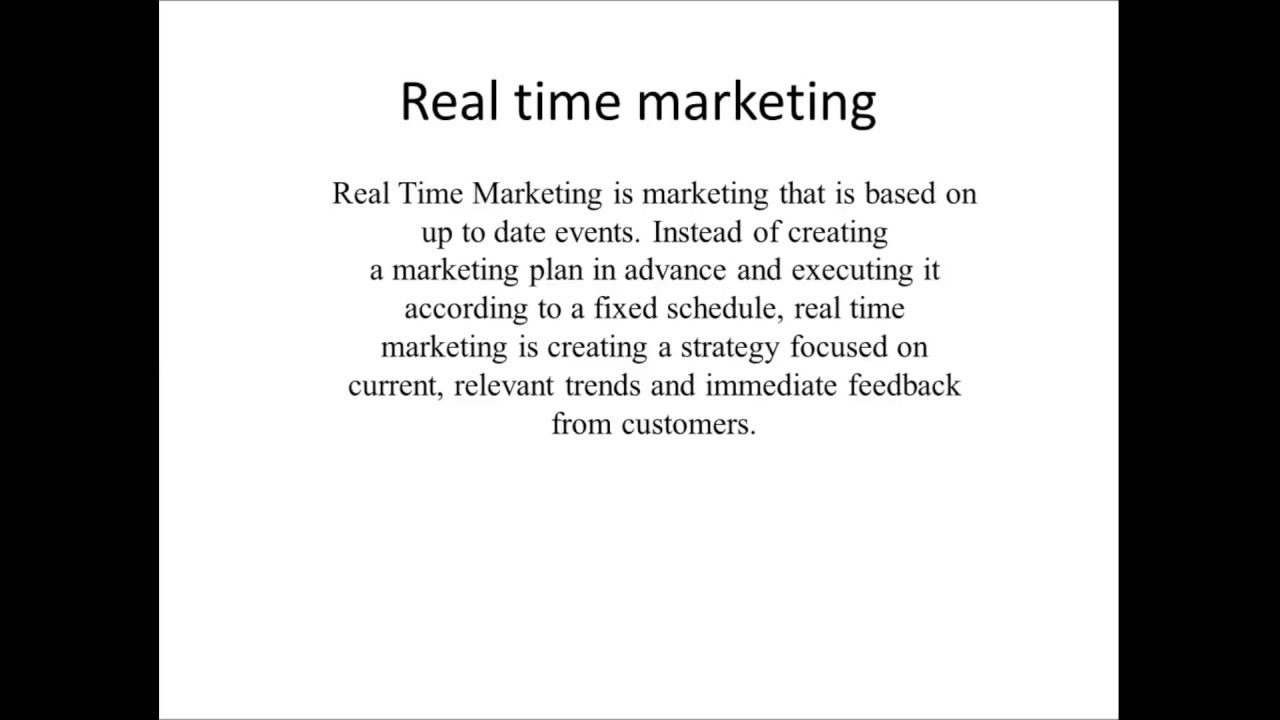 Dating definition marketing