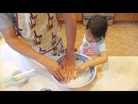 doTERRA de Cooking ❤ allergy safe scone (低アレルギースコーン)