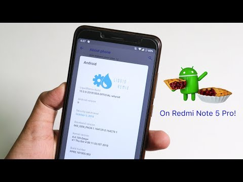 Note 5 Pro Xda