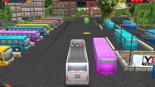 Bus Parking 3D World (3/4)   Freegames   Mopixie.com