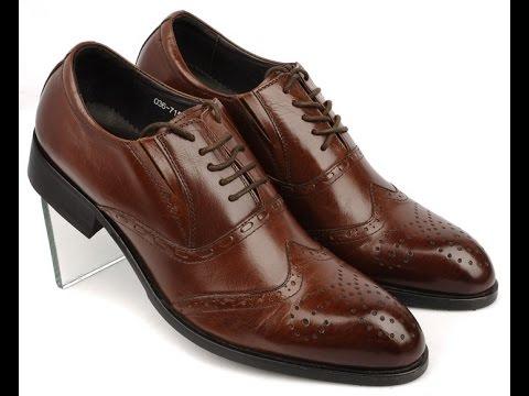 Лучшие мужские туфли под костюм - Wholecut Оксфорды - YouTube