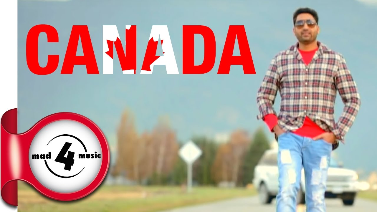 CANADA - ROOP BAPLA || New Punjabi Songs 2017 || MAD4MUSIC