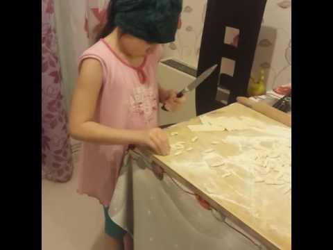 Рецепт Как надо готовить галушки))