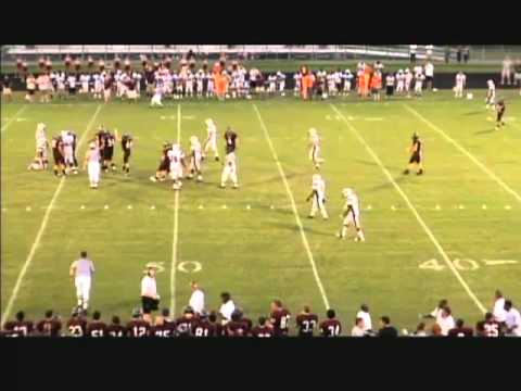 Marcus A. Williams #9 Linebacker/Running Back Highlight 2010