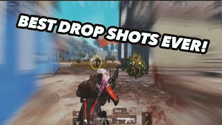 HOW TO DROP SHOT? PUBG MOBILE MONTAGE