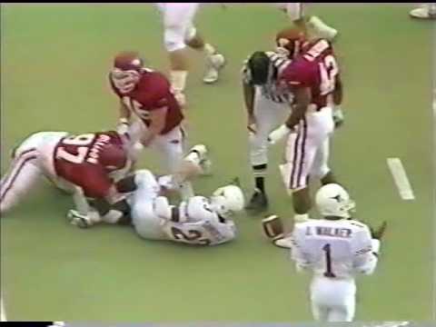 1989 Texas @ Arkansas football