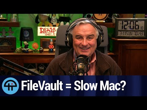 Does FileVault Slow Down Macs?
