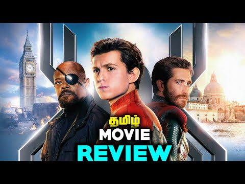spiderman-far-from-home-movie-review-in-tamil
