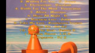 DJ PREP The Battle For Your Mind Mix CD (Full Album)