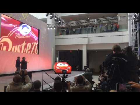 Thumbnail: Lightning McQueen reveal at NAIAS