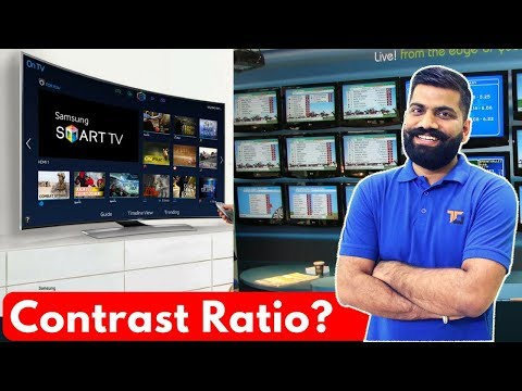 What is Contrast Ratio? Best TV? Buying New TV?