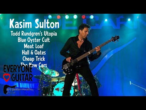 Kasim Sulton Interview - Todd Rundgren & Utopia, Meat Loaf - Everyone Loves Guitar Mp3