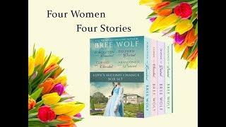 Love's Second Chance Series Box Set One: Novels 1 - 4