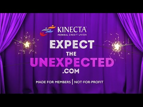 Kinecta Expect The Unexpected Commercial Youtube