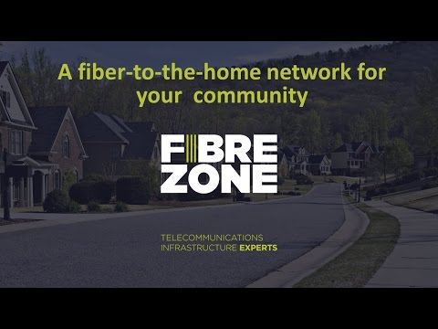 Fibre Zone, Canadian and Quebec FTTH specialist - Publicity