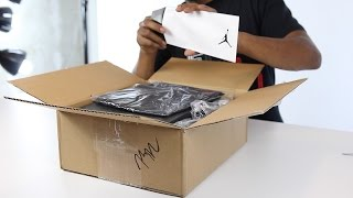 UNBOXING: New Kicks from JORDAN Brand