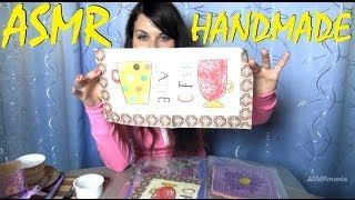 ASMR Video. Hello my dear Friend! Relaxing video from Series Handmade. 3D Sound. Binaural.
