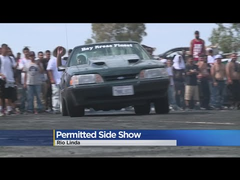 Sideshow Organizers Receive Permit Making It Legal