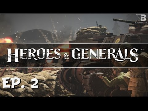 Dwindling Resources - Ep. 2 - Heroes and Generals - Blitz Plays