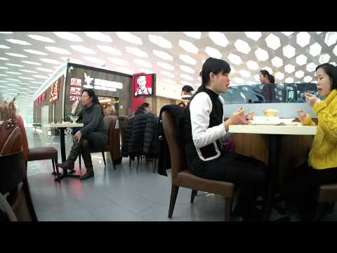 Duran AquaCam China Shenzhen Airport Hui Lau Shan Restaurant Video 2015