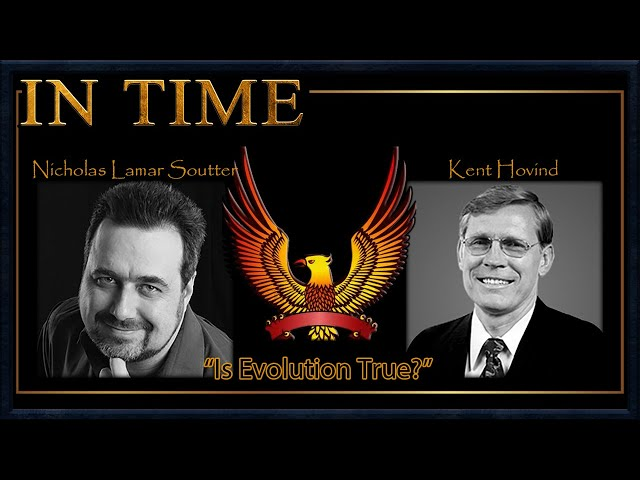 Debate: Soutter v. Hovind: Is Evolution True