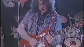 Rory Gallagher - I Wonder Who - Montreux 1985  Live