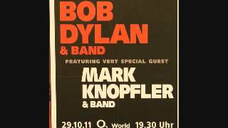 Bob Dylan & Mark Knopfler - Mississippi (Berlin Oct 29th 2011)