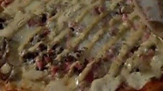 TESTI: PIZZA nro 28: KRAPULA ERIKOINEN, Pizzeria Ninwe, Oulu