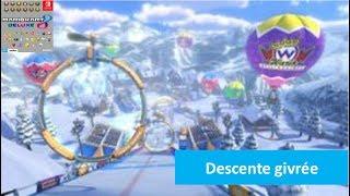 Descente givrée — Mario Kart 8 Deluxe (musique)