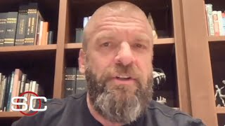 Triple H remembers his favorite WrestleMania moment, previews WrestleMania 36 | SportsCenter
