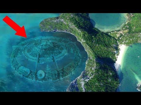 10個關於亞特蘭蒂斯的驚人事跡