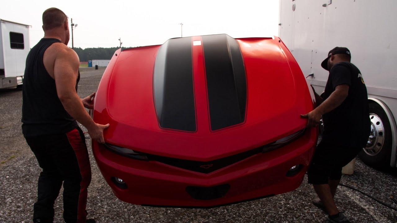 Fireball Camaro NPK Return?? Testing the Fireball in New Jersey!