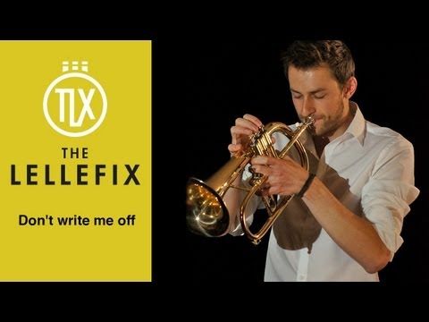 Don't write me off - Hugh Grant - Trumpet cover (Flugelhorn)